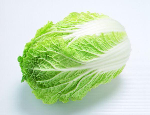 大白菜的营养价值,大白菜的功效与作用