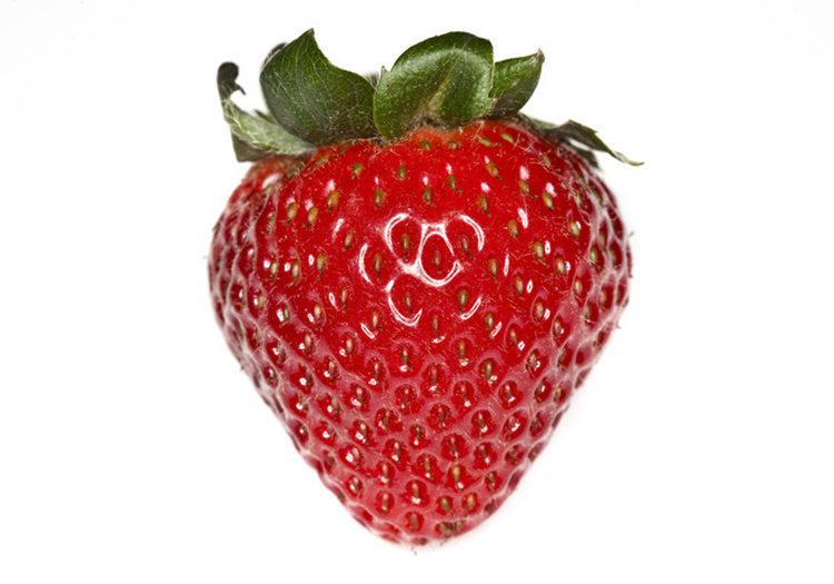 新鲜草莓的营养价值